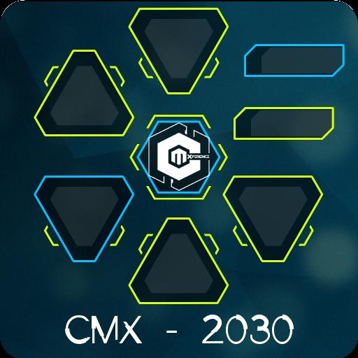 CMX  2030  KLWP Theme