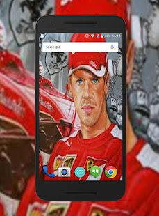 Sebastian Vettel Wallpapers HD - náhled