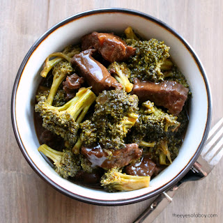 Slow Cooker Recipe – Beef and Broccoli