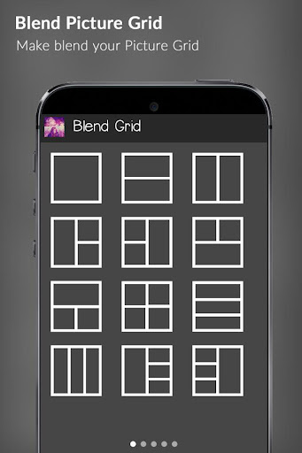 Blend Picture Grid