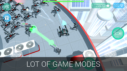 CyberSphere: Online Action Game 1.5.0 MOD (Unlimited Money) 5