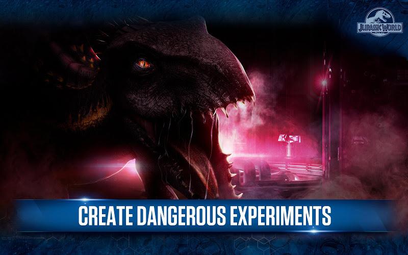 Jurassic World™: The Game Screenshot 5