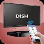 TV Remote Control For DishTv
