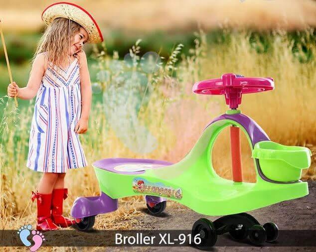 chọn xe lắc cho bé 1 tuổi 5