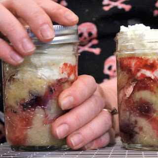 Cakes in a Jar.