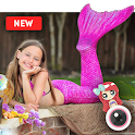 Mermaid Tail Costumes | Mermaid Photo Editor icon