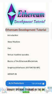 Ethereum Development Tutorials - náhled