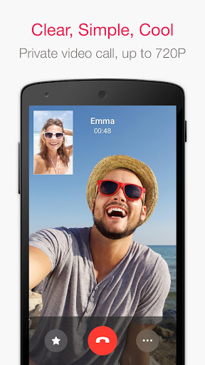 JusTalk - Free Video Calls and Fun Video Chat 7.2.58 screenshots 1
