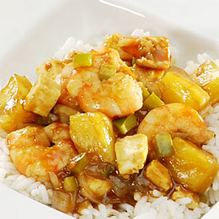 Sweet And Sour Shrimp With Pineapple Recipes.