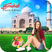 Taj Mahal Photo Frames Mod