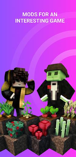 Mods, Maps, Skins for Minecraft PE screenshot 4