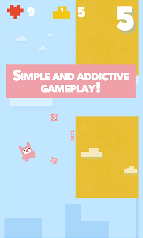 Sweety Jump- screenshot