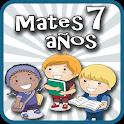 Matemáticas 7 años icon