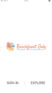 Beachfront Only Rentals- screenshot thumbnail
