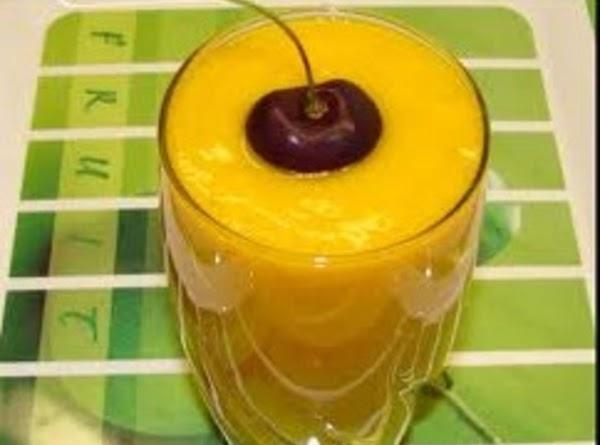 Golden Fruit Slush Recipe