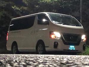 NV350キャラバンのカスタム事例画像 tosikun1976さんの2020年08月28日04:44の投稿