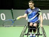 Joachim Gérard bereikt de finale van de Melbourne Open