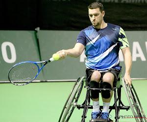 Joachim Gérard start jacht op vierde Masters-titel met knappe comeback