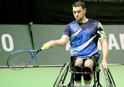 Joachim Gérard haalt in eerste match op Masters set achterstand vlotjes op