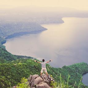 Mt. Maculot Rockies by Jr Flores - Landscapes Mountains & Hills