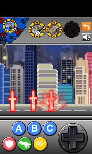 Smilodon Black - Transform! Dino Robot 1.0.0 screenshots 3