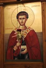 Photo: Св. мъченик Димитър Сливенски