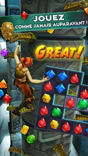 Temple Run : Treasure Hunters captures d'u00e9cran 1