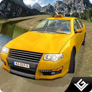 Taxi Driver: Hill Simulator 3D for PC and MAC