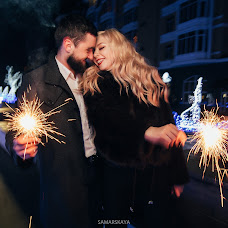Wedding photographer Anna Samarskaya (NUTA21). Photo of 21.02.2018