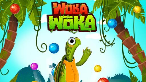 Marble Woka Woka from the jungle to the marble sea apkmr screenshots 21
