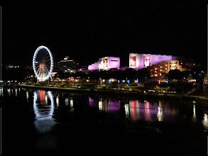 Photo: South Bank Brisbane at Night