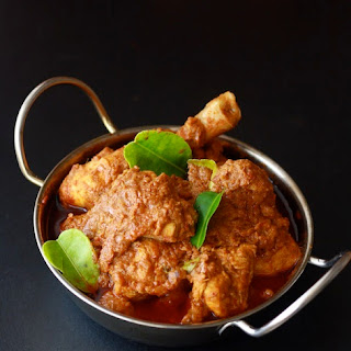 Malaysian Kapitan Chicken Curry