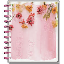 Me & My Big Ideas BIG Happy Planner - Pressed Florals