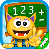 Buddy School: Basic Math Learning Games Android APK Download Free By Didactoons