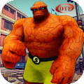 Incredible Grand Hero Monster: City Robot War APK