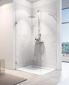 Panneaux muraux DecoDesign SOFTTOUCH, pierre gris clair