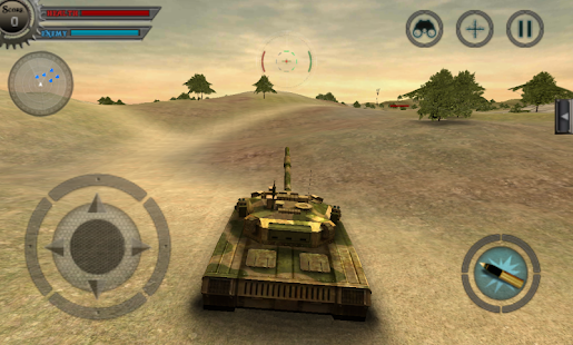Deadly Tank Shooter War- screenshot thumbnail