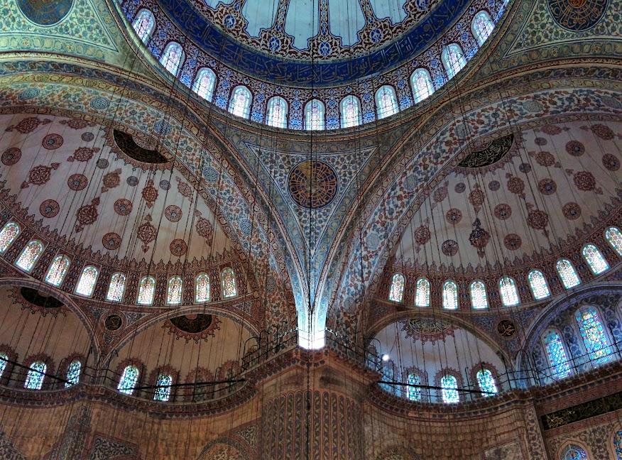 Qué ver en Estambul. Mezquita Azul