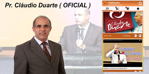 Pr. Cláudio Duarte OFICIAL