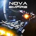 Nova Empire: Space Commander Battles in Galaxy War icon