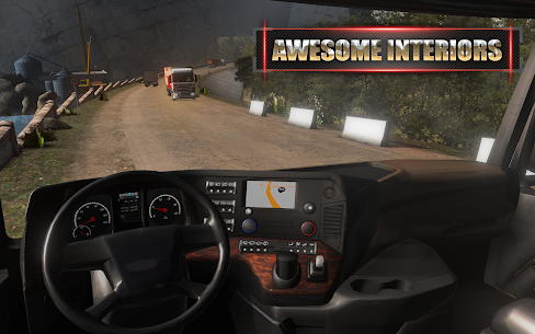 Euro Truck Evolution (Simulator) 2.1.0 Mod Apk [Unlimited Money] 4
