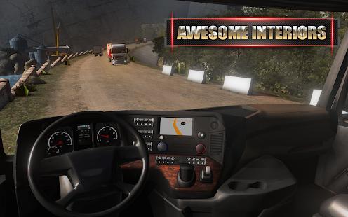 Game Euro Truck Evolution (Simulator) APK for Windows Phone
