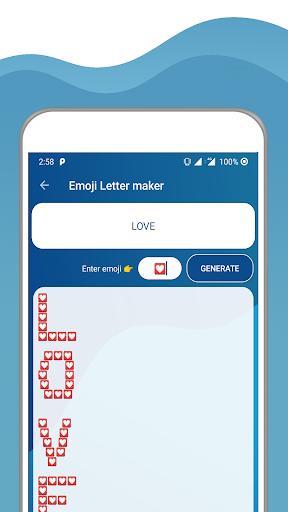 Stylish text generator : fancy fonts, emoji letter App