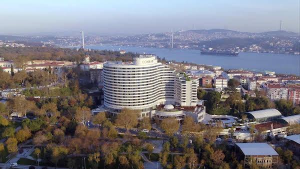 Conrad İstanbul Bosphorus