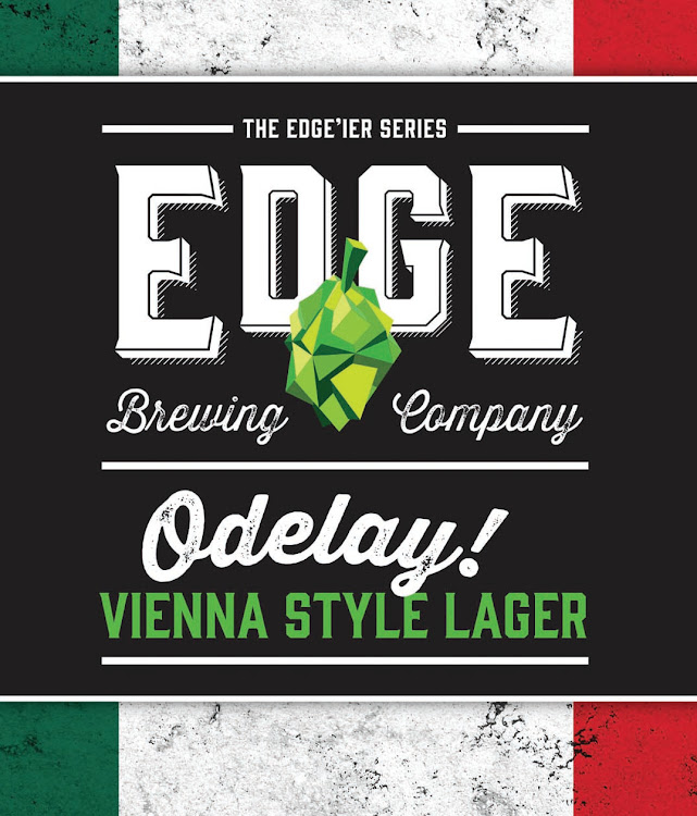 Logo of Edge Odelay Vienna Amber