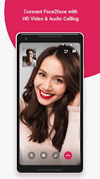 YeeCall - HD Video Calls for Friends & Family APK screenshot thumbnail 1