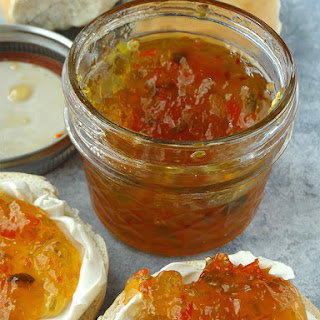 Sweet & Spicy Christmas Pepper Jam