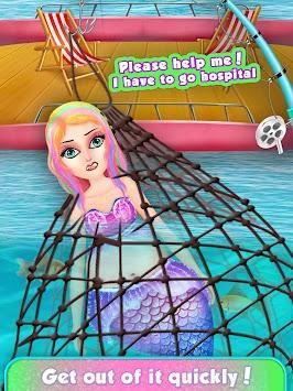 Hry pro mořské panny