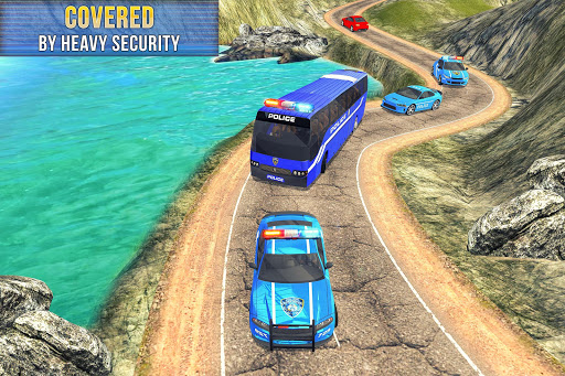 US Prisoner Police Bus: Bus Games 1.0 screenshots 5