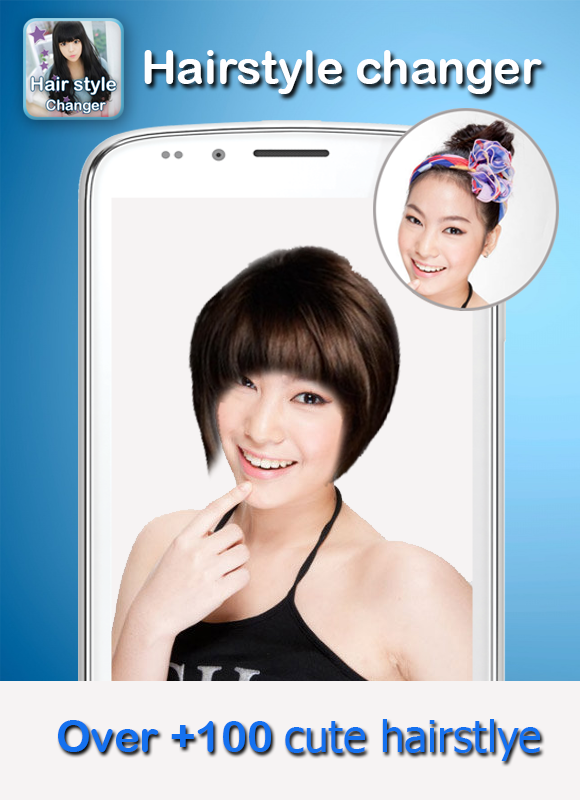 Wig Hair Edit Hairstyle Change Android Apps On Google Play - Hair style changer app for android